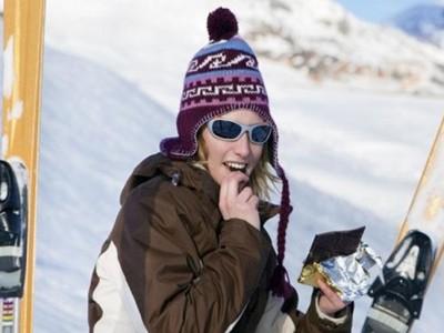 Dieta para la nieve: Energía para esquiar