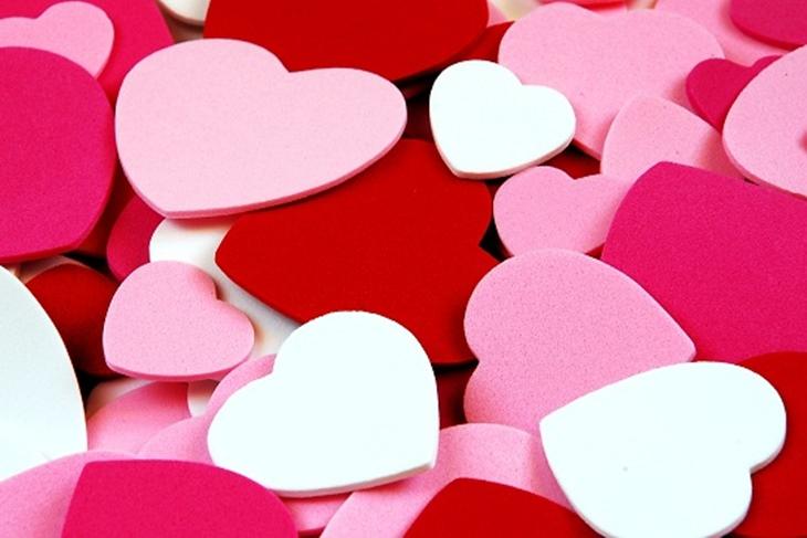 San Valentín: Manualidades para enamorados en San Valentín
