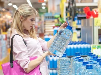 Agua mineral ¿Qué información nos da la etiqueta?