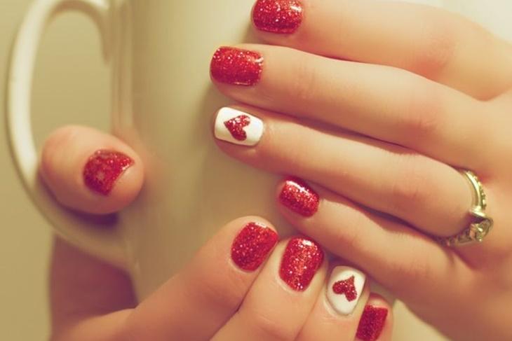 Uñas decoradas San Valentín: El Nail Art más romántico