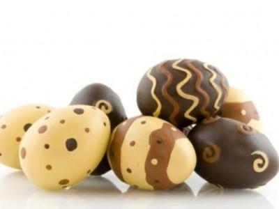 Huevos de pascua de chocolate: Receta tradicional paso a paso