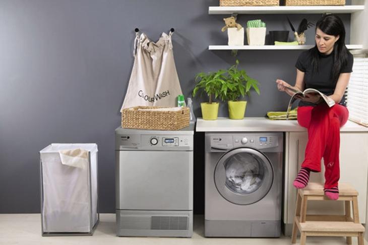 Cómo ahorrar tiempo a la hora de lavar y planchar