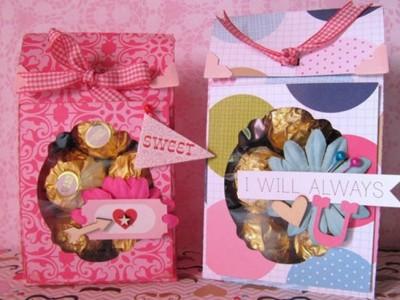 Día de la Madre: Cómo hacer una caja de bombones para regalar