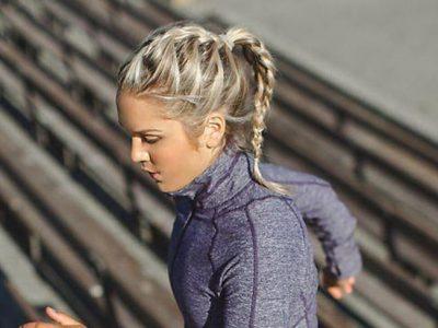 Cómo cuidar el pelo antes y después de ir al gimnasio