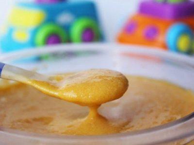 Cómo hacer potitos caseros para bebés: Potitos de pollo y verduras
