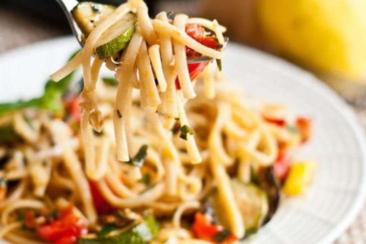 Recetas de pasta con verduras: Las más sabrosas para toda la familia