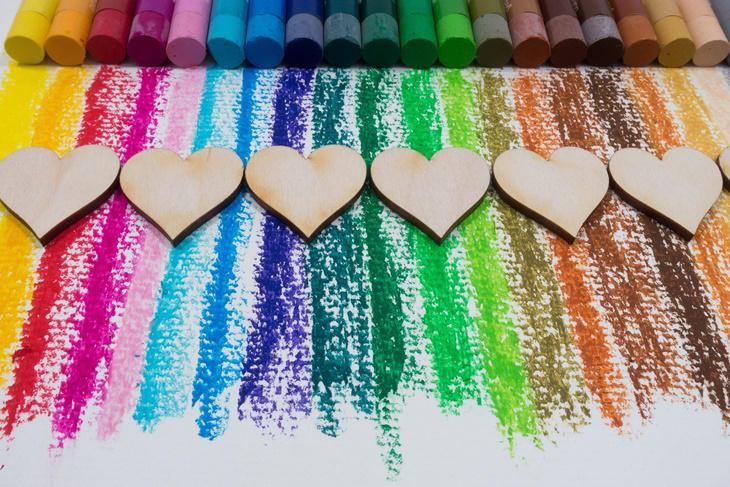 Qué personalidad tienes según tu color favorito: Descúbrelo