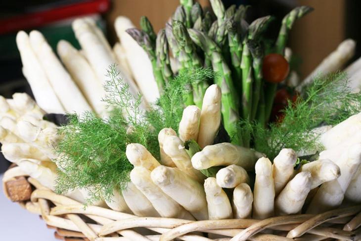 Espárragos: Propiedades y beneficios de la hortaliza