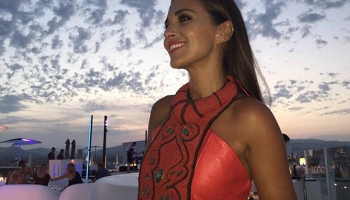 Paula Echevarría: Puro estilo también en verano
