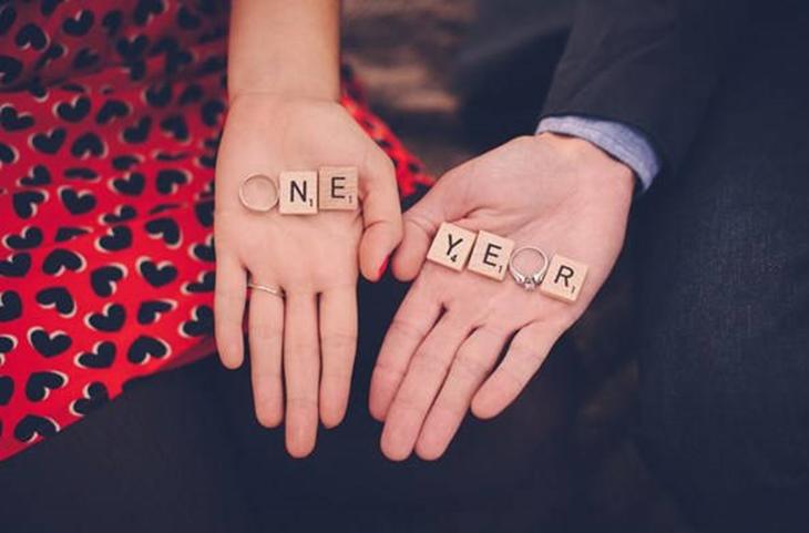 Primer aniversario de bodas qu hacer para que sea - Regalos de primer aniversario ...
