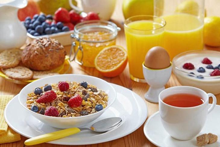 Desayunos light y nutritivos para no engordar: Menús