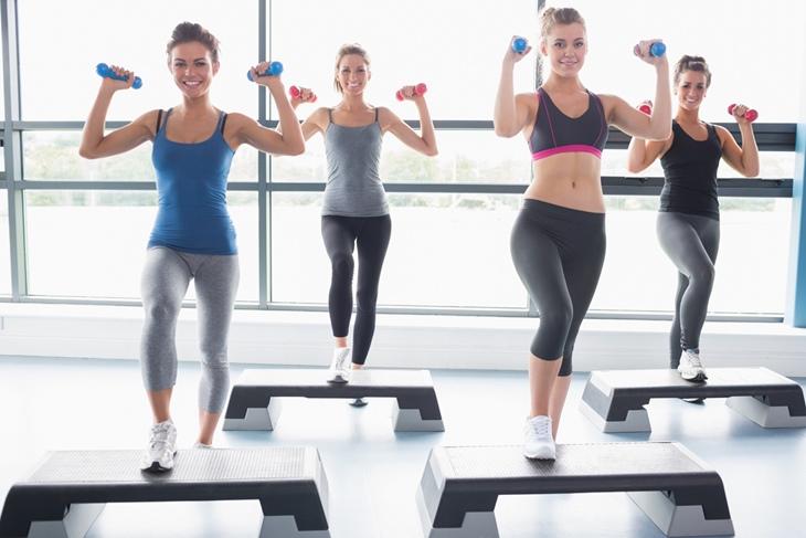 Deportes aeróbicos para adelgazar: Uno a uno