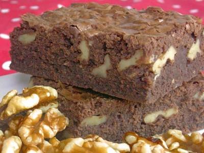 Brownie de chocolate y nueces: Receta casera paso a paso