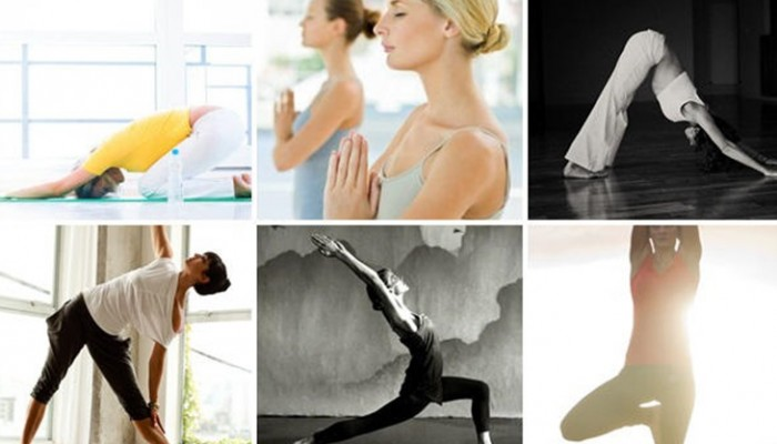Posturas de yoga para principiantes: Una a una