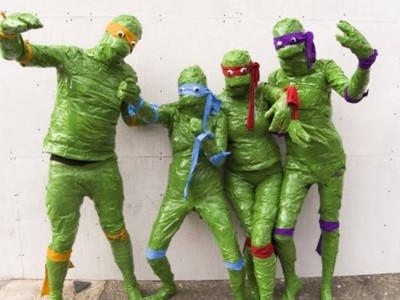 Los peores disfraces de Halloween