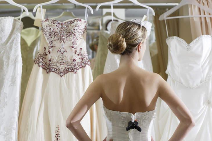 10 cosas que debes saber antes de comprar tu vestido de novia