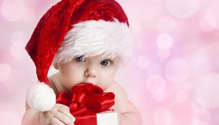 Bebés en Navidad: Ideas para que su primera Navidad sea inolvidable