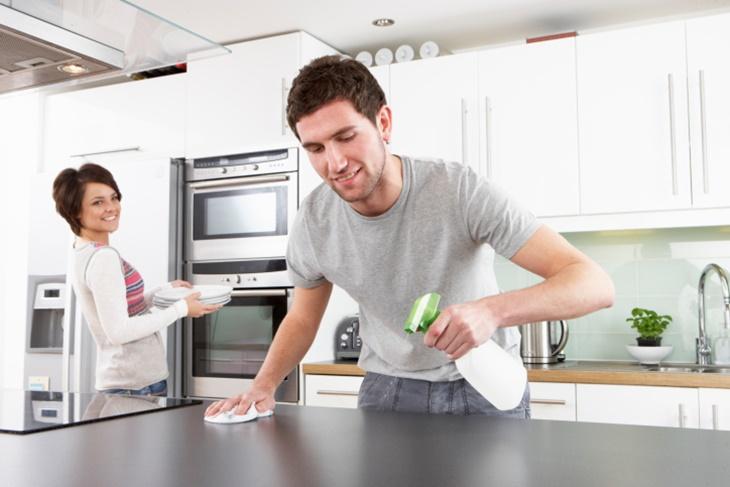 Los 8 errores más comunes a la hora de limpiar la cocina