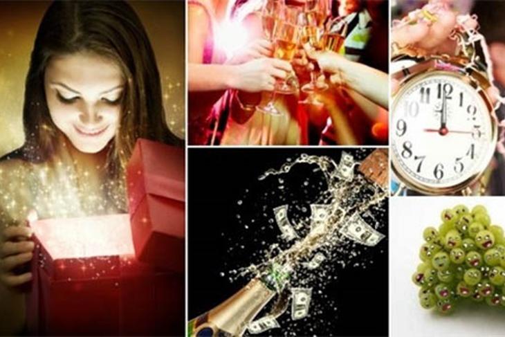 Las 7 supersticiones más absurdas sobre el año nuevo