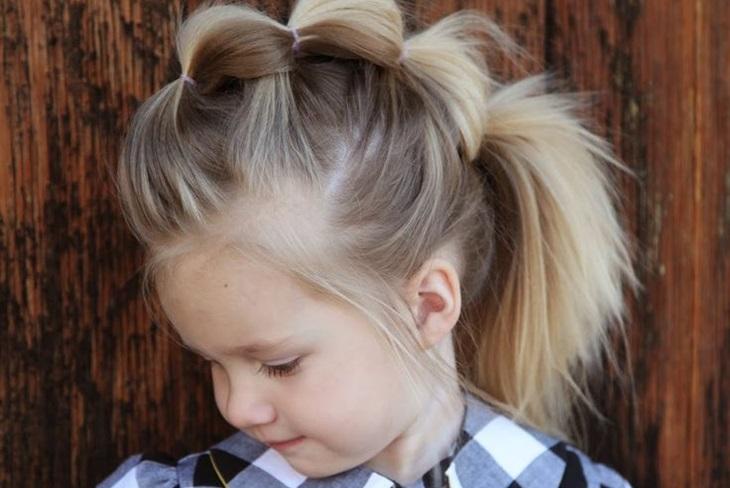 Peinados 10 Niña Ideales Para VeranofotosMujeralia HDIYWe9bE2