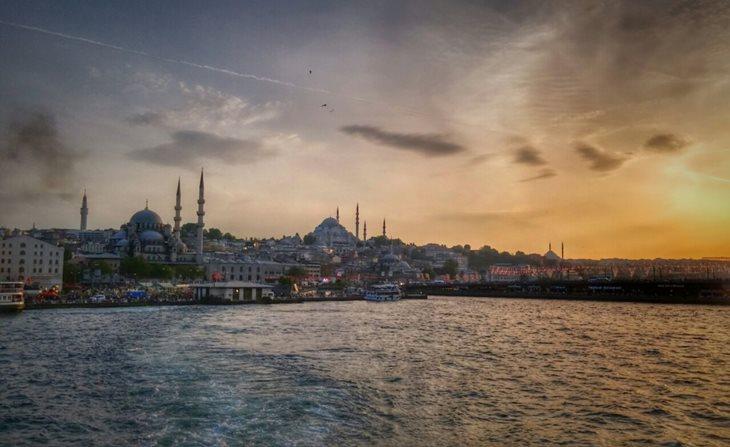 Estambul vistas