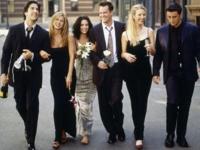 'Friends' y las 8 mentiras que nos colaron