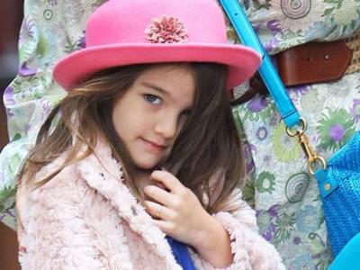 Suri Cruise: el estilo de una mini it-girl