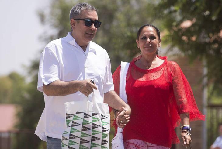 Isabel Pantoja vuelta a la cárcel tras salir del hospital