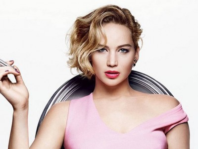 Jennifer Lawrence una diva de Hollywood para Dior Addict