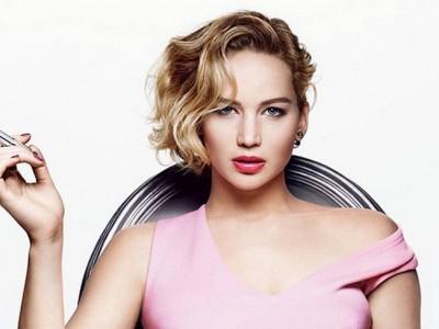 Jennifer Lawrence una diva de Hollywood para Dior Addict
