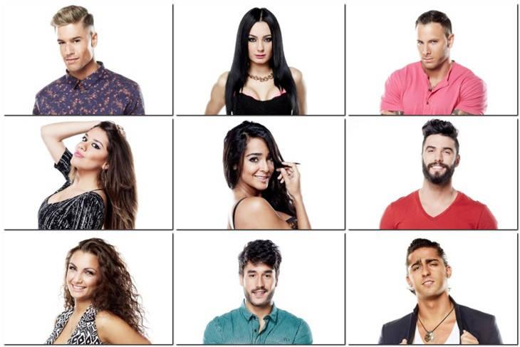 Super Shore: Conoce a los 9 concursantes