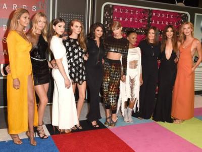 VMA 2015: alfombra roja y ganadores