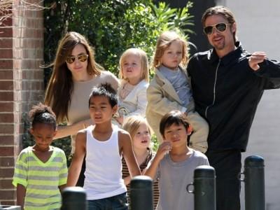 Angelina Jolie y Brad Pitt adoptarán un niño sirio