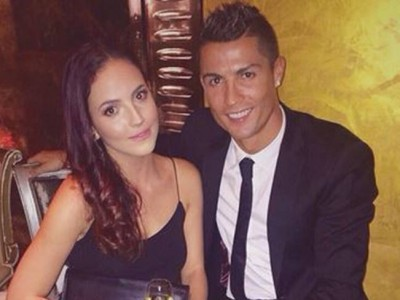 Cristiano Ronaldo ¿es Claudia Sánchez su nueva novia?