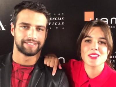 Jesús Castro y Adriana Ugarte anuncian las preseleccionadas los Oscar