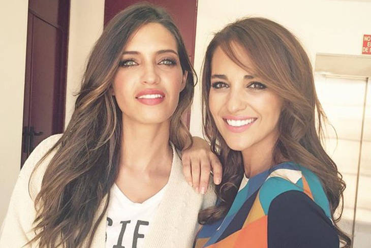Paula Echevarría y Sara Carbonero: el selfie de las it-girls