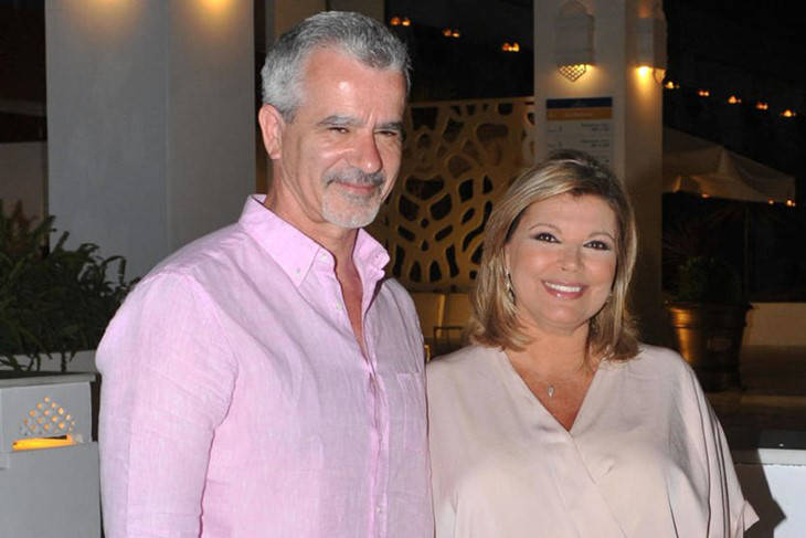 Terelu Campos y José Valenciano ponen fin a su relación