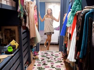 5 maneras sencillas de organizar el armario