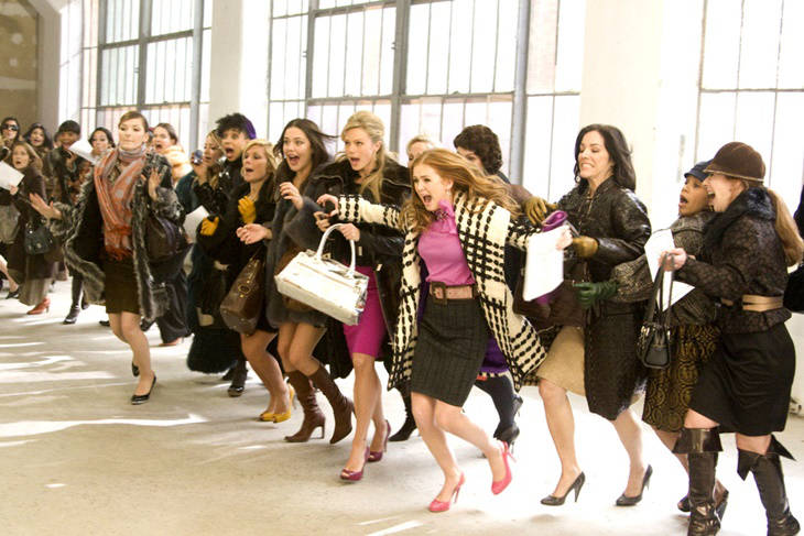 9 síntomas para saber si estás obsesionada con la moda