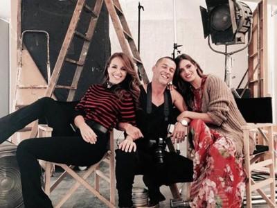Sara Carbonero estrena sección con entrevista a Paula Echevarría