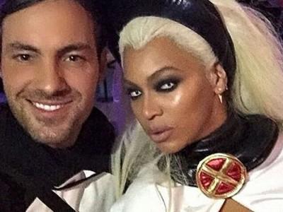 Beyonce disfraz Halloween