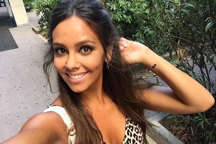 Cristina Pedroche celebra su cumpleaños más feliz