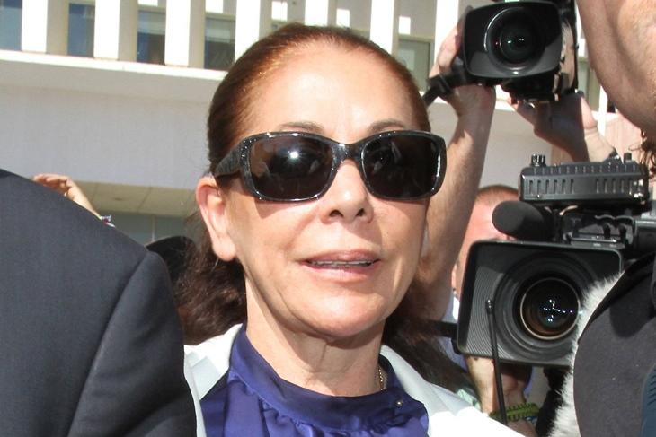 Isabel pantoja: Tercer permiso con la aparición de la madre biológica de Chabelita