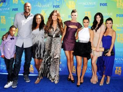 Las Kardashian pendientes del estado de Lamar Odom