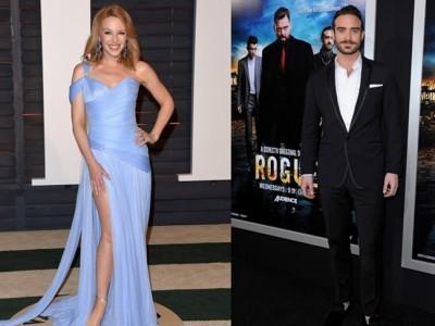 Kylie Minogue y Joshua Sasse: Nueva pareja