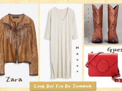 Look del fin de semana: Country Chic