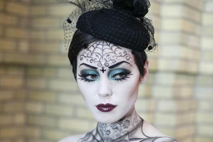 Videos De Maquillaje De Halloween.Maquillaje Para Halloween Los Mejores Tutoriales Videos Mujeralia