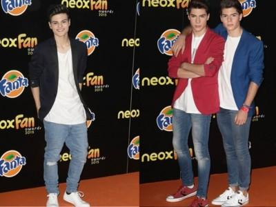 Neox Fan Awards 2015: Ganadores y Alfombra Naranja