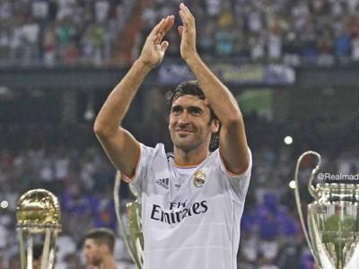 Raúl González pone fin a una carrera de leyenda