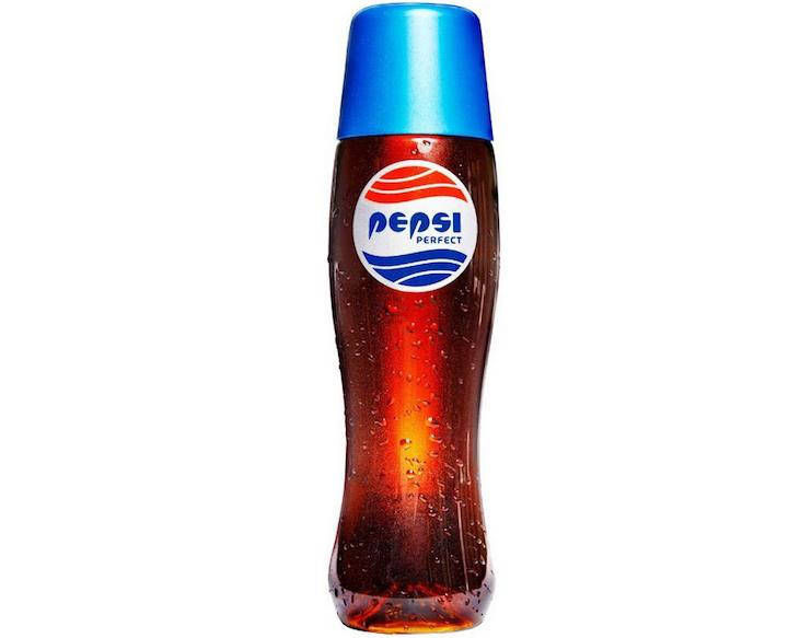 Regreso al Futuro inventos: Pepsi Perfect